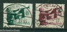 Deutsches Reich 584x - 585x , ** , * , o , Welttreffen der Hitler-Jugend