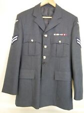 "Royal Air Force RAF Issue No 1 Dress Tunic / Jacket Chest  38"" - Ref 523"