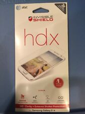 Invisible Shield HDX Screen Protector for Samsung Galaxy S6 100% Authentic (s1)