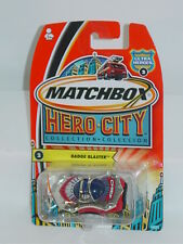MATCHBOX 2004 HERO-CITY #2 BADGE BLASTER