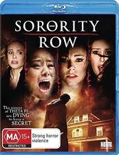 Sorority Row - Horror / Thriller - Audrina Patridge, Briana Evigan - NEW Blu-Ray