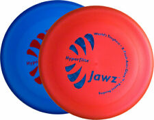 Hyperflite Jawz 2 Pack - Dog Frisbee Discs - Heavy Duty and Tough (Asst Colors)