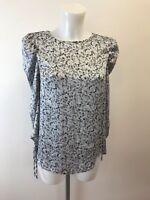 Ladies new ex dorothy perkins blouse size 8 10 14 16 18 20