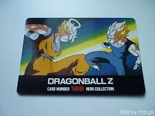 DRAGON BALL Z GT DBZ HONDAN PART 29 CARD REG CARTE 158 MADE IN JAPAN 1997 NM