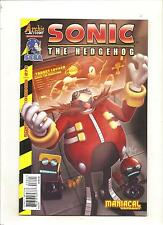 Archie Comics  Sonic The Hedgehog #278  Cover B Variant