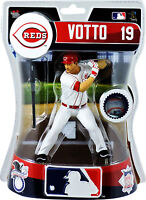 Joey Votto Cincinnati Reds 6' Action Figure Imports Dragon MLB 2017 !! NEW