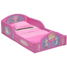 Peppa Pig Plastic Sleep and Play Toddler Bed by Delta Children