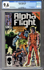 Alpha Flight #28 CGC 9.6