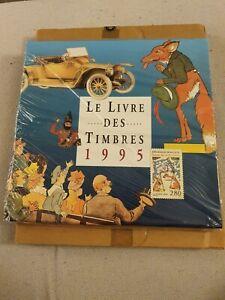 LE LIVRE DES TIMBRES  1995