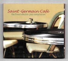 CD / SAINT GERMAIN CAFE - THE FINEST ELECTRO JAZZ COMPILATION / ALBUM 2001