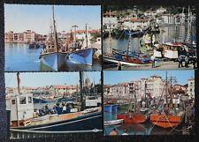 Ba* Carte Postale - CPA-> Lot x 4 =>  // Saint-Jean-de-Luz / 64  /