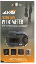 AVIA Digital Goal Pedometer ~NEW