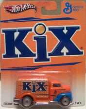 Hot Wheels General Mills Kix '49 Ford C.O.E. Orange Real Riders