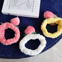 New Peach Wash Headbands Heart Donne Ragazze Hair Band Dolce Doccia Coreana Z3J1