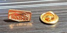 Panther Pin Golden Automobile 15x8mm Original