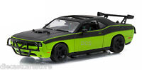 GREENLIGHT FAST AND FURIOUS 7 LETTY'S 2014 DODGE CHALLENGER SRT8 1/43 CAR  86230