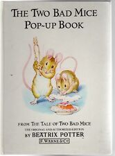 The Two Bad Mice Pop-Up Book , Potter, Beatrix