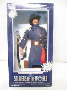 1998 Soldiers of the World Civil War Colonel Infantry Lot 2