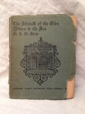J M Synge, Shadows of the Glen and Riders to the Sea, 1st/1st 1905 Elkin Mathews
