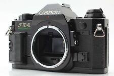 *Near MINT* Canon AE-1 Program Black Body 35mm FIlm Camera from JAPAN #143