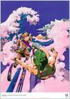 Tokyo 2020 Olympics Hirohiko Araki Poster Paralympic Jojo official art poster