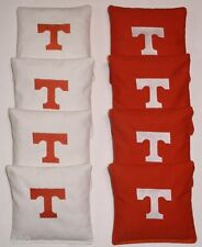 TENNESSEE TN VOLS Cornhole ACA REGULATION Bean Corn Toss Bags EMBROIDERED NEW