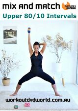 Upper Body EXERCISE DVD - Barlates Body Blitz Mix and Match Uppe 80/10 Intervals