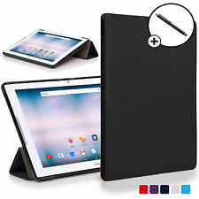 Forefront Cases® Black Folding Smart Case Cover Acer Iconia One 10 B3-A30 Stylus