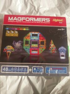 Magformers 48 Piece Lighted Set