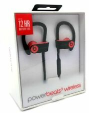 Authentic Beats Powerbeats 3 Wireless by Dr. Dre In-Ear Stereo Headphones Black