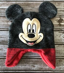 Disney Boys Mickey Mouse Say Cheese Hat