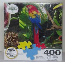 Majestic 400 Piece Pieces RAINFOREST Family Encyclopedia Britannica Puzzle