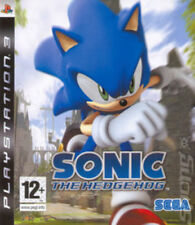 Sonic the Hedgehog (PS3) VideoGames