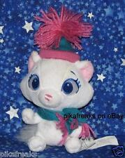 Aristocats Plush Marie Winter Wear Marie Kitten Disney Store USA SELLER