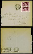 ITALIA - Regno - 1937 - Bimillenario augusteo - 50 c. posta aerea