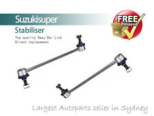 2 x Toyota Tarago TCR10 11 TCR20 21 Front Sway Bar Link Pair 90-2000 Stabiliser