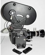 CAMERA PAILLARD BOLEX - H16 SBM -16 mm - 1971 ' + MOTEUR type EM - N° 350088
