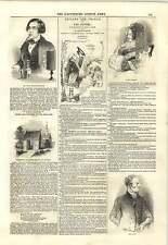 1843 William Cowper Summerhouse Olney Mr Love Polyphonist