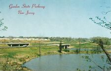 Garden State Parkway, New Jersey . Vintage Postcard.