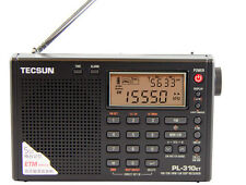 TECSUN PL-310ET DSP WORLD BAND RADIO with ETM FM/AM/LW/SW **FREE GIFT**