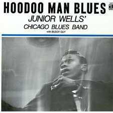 "Junior Wells w/ Buddy Guy  ""Hoodoo Man Blues"" NEW SEALED Delmark LP"