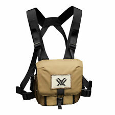 VORTEX OPTICS GLASSPAK BINOCULAR HARNESS PADDED CASE - BAG * LIFETIME WARRANTY