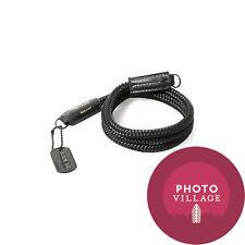 Black Label Bag Silk Cord Strap in Black