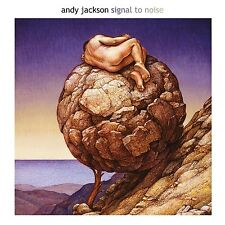 Andy Jackson-Signal to Noise (CD/Audio Quad DVD EDITION) CD + DVD NUOVO