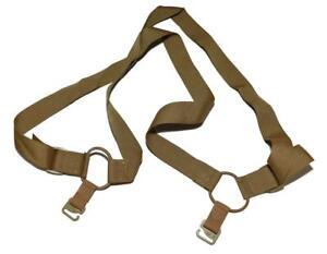 VTAC Coyote Brown Combat Suspenders - MARSOC SEAL NSW SOF RECON