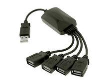ADAPTADOR SMART HUB 4 PUERTO USB 2.0 DE ALTA VELOCIDAD PARA PC PORTATIL TABLET