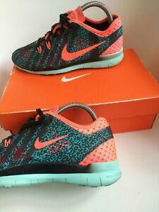 Nike air max react women's Trainers Size 4 free run gym running