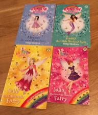 Rainbow Magic Book The Fairytale Fairies Daisy Meadows Little Mermaid Cinderella