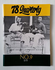 78 Quarterly Magazine, Issue #9 Henry Sims