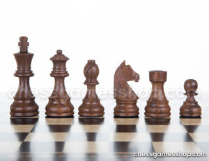 DGT NON-Electronic Timeless Pieces - Tournament Chessmen